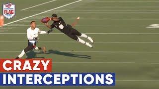 Brandel Webb's Crazy Interceptions | AFFL