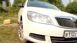 ВидеоДневник Skoda Octavia A5. Замена катушки зажигания