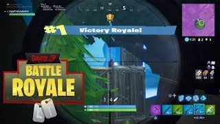 I WON THE SOLO SHOWDOWN MODE BY TESTING THE JUNGLE SKIN BEATER FORTNITE: BATTLE ROYALE ★