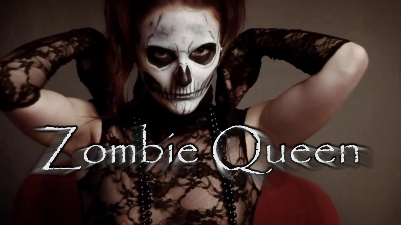 Zombie Queen Cover Ghost Lyric Videomusic Video Youtube