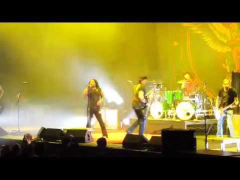 Sevendust live in Halifax NS full show