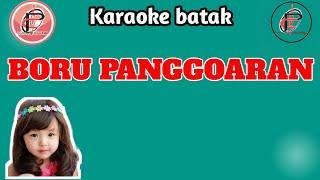 KARAOKE BATAK BORU PANGGOARAN (no vocal )