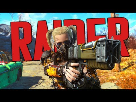 5 Disturbing Raider Moments In Fallout Games |