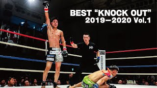 YouTube動画:キックボクシングKNOCK OUT