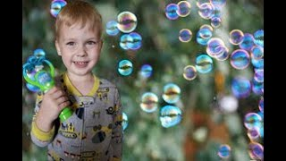 Fun with Bubbles // KID RUHLS