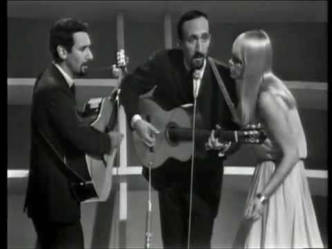 MUSIC OF THE SIXTIES  The Folk Singers  (Peter,Paul & Mary,Judy Collins,Joan Baez & Joni Mitchell)