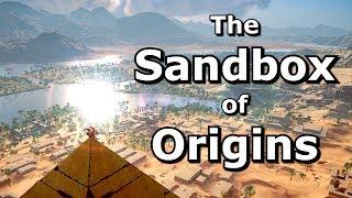 The Sandbox of Assassins Creed Origins