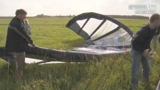 Energie der Zukunft: Grüner Strom aus Algenreaktoren und fliegenden Windkraftanlagen - SPIEGEL TV