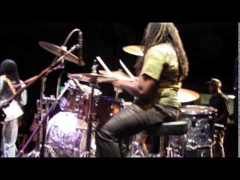 Dyrol (Chops)Randall cover GET UP STAND UP 11282014