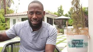 Lamorne Morris pt  4 - Advice, Regrets, Future - My Story From My Mouth Hosted by Choke No Joke