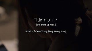 [THAISUB] Kang Seung Yoon - 0+1 (We Broke Up OST.)