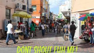 DONT SHOUT FUH ME[BAJAN FLING] - XCEL246 (BROWSING RIDDIM)