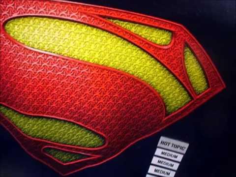 Spiderman Hd Wallpaper Unboxing Playera Del Nuevo Logo De Superman Youtube