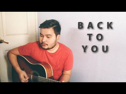 John Mayer - Back To You (Acoustic Cover by Mac Murillo)