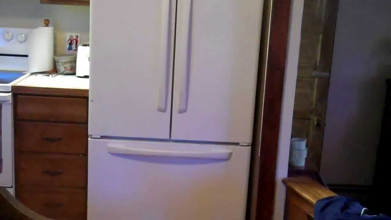No Start Amana French Door Refrigerator Simple Fix Youtube