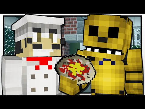 Thumbnail: Minecraft | THE PIZZERIA INSPECTOR | Custom Mod Adventure