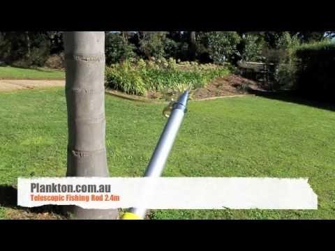 Telescopic Fishing Rod 2400mm