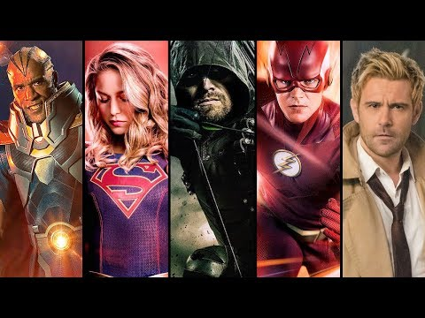 Every Arrowverse Episode You Need To Watch Before Crisis On Infinite Earths