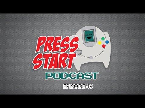 Press Start Podcast EP.49 | E3 Floor Space | THQ Nordic | Spyro Remaster |  Star Wars | Port Begging
