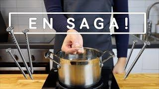 Kan man koka Soppa på en Spik?