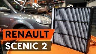 Wie RENAULT SCÉNIC II (JM0/1_) Motorhalter austauschen - Video-Tutorial
