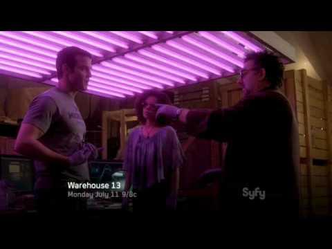 Download Warehouse 13 Promo #1 Season 3