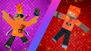 STREAMING WEEK DAY ONE! | Roblox & Minecraft (Cut#2)