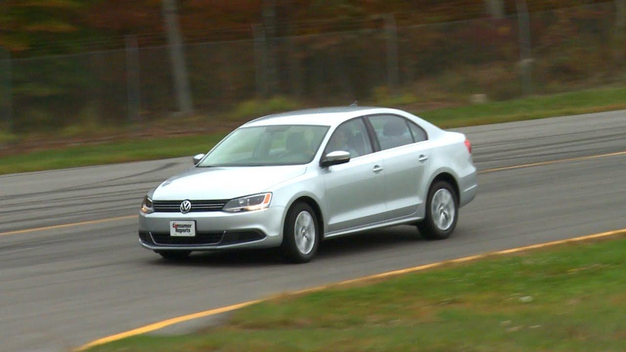 2014 Volkswagen Jetta quick take | Consumer Reports - YouTube