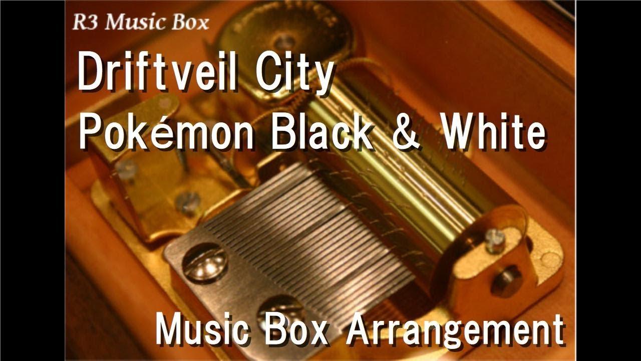 Driftveil City Pokemon Black White Music Box Youtube Jubilife city nighttime) pokémon diamond & pearl music extended music ostoriginal soundtrack. driftveil city pokemon black white music box
