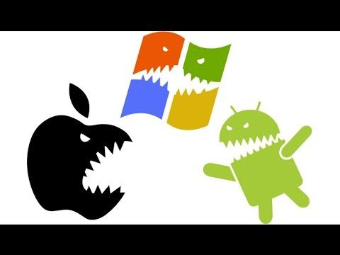 Что украла Apple?