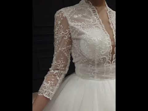 vintage-/-retro-white-bridal-wedding-dresses-2020