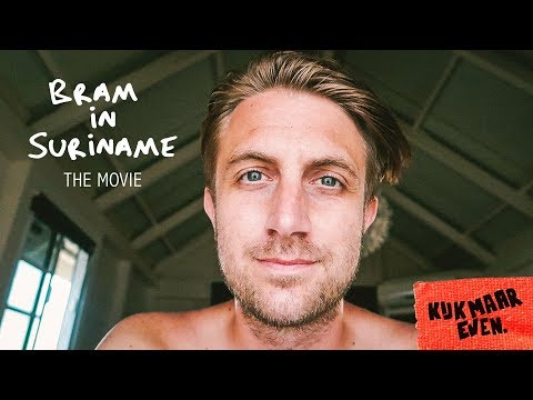 Bram in Suriname - The Movie 🇸🇷