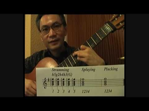 #11 Lesson 3 FGC3 Tuning Classical Guitar (20160722)