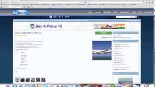 TUTO/Installer des avions sur Xplane 9 (mac)