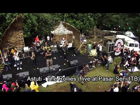 Astuti - The Rollies Live ITB