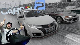 ЗИМНЕЕ БЕЗУМИЕ в Project CARS 2
