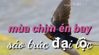Mùa chim én bay sáo trúc đại lộc