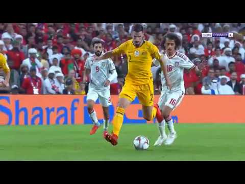 UAE 1 Australia 0
