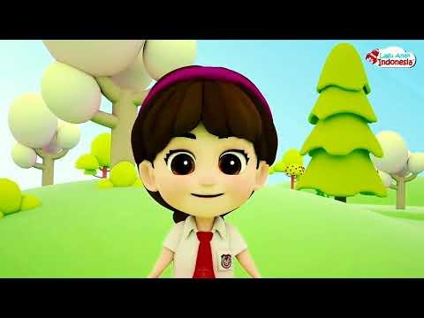 Lagu anak Indonesia # bermain layang-layang.