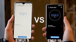 Huawei EMUI 9 vs EMUI 10 Experience!