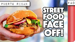 Puerto Rico Street Food Face Off | Game Changers