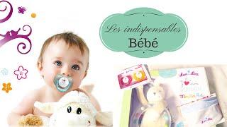 Les indispensables pour bébé + CONCOURS - Easyparapharmacie
