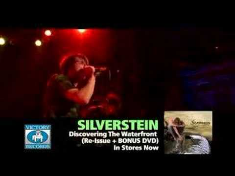 Silverstein Discovering The Waterfront Re-issue