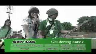 AREK BAND - GENDERANG BONEK (OFFICIAL VIDEO).flv - YouTube.FLV