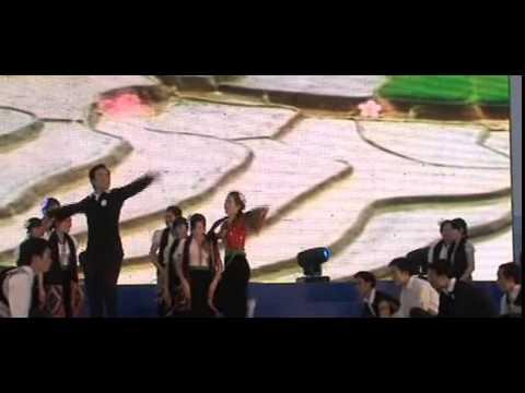 múa xòe và múa sạp đặc sắc dân tộc thái sơn la