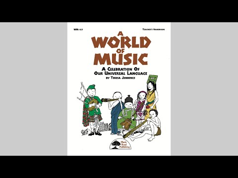 A World Of Music  MusicK8com AllSchool Revue