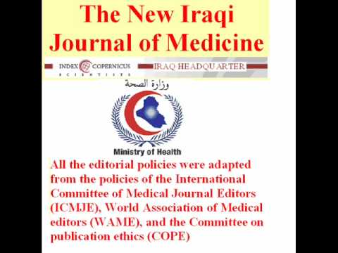 The New Iraqi Journal of Medicine
