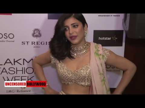Shruti Hassan Too Hot to Handle | Lakme Fashion Week 2018 thumbnail