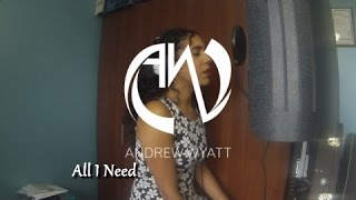 Andrew Wyatt (Feat. Roya Roar) - All I Need - Radiohead (Cover) HD