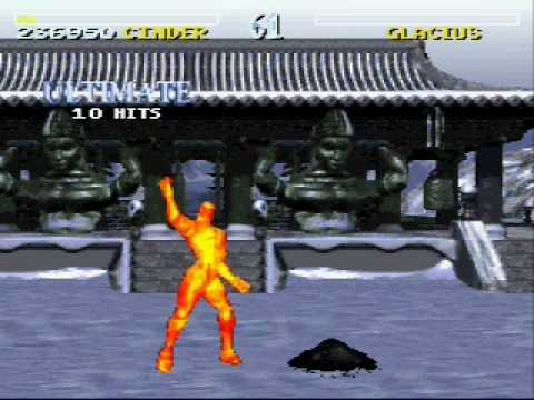 Killer Instinct Ultras, Ultimates, Danger Moves And Humiliations. [SNES]